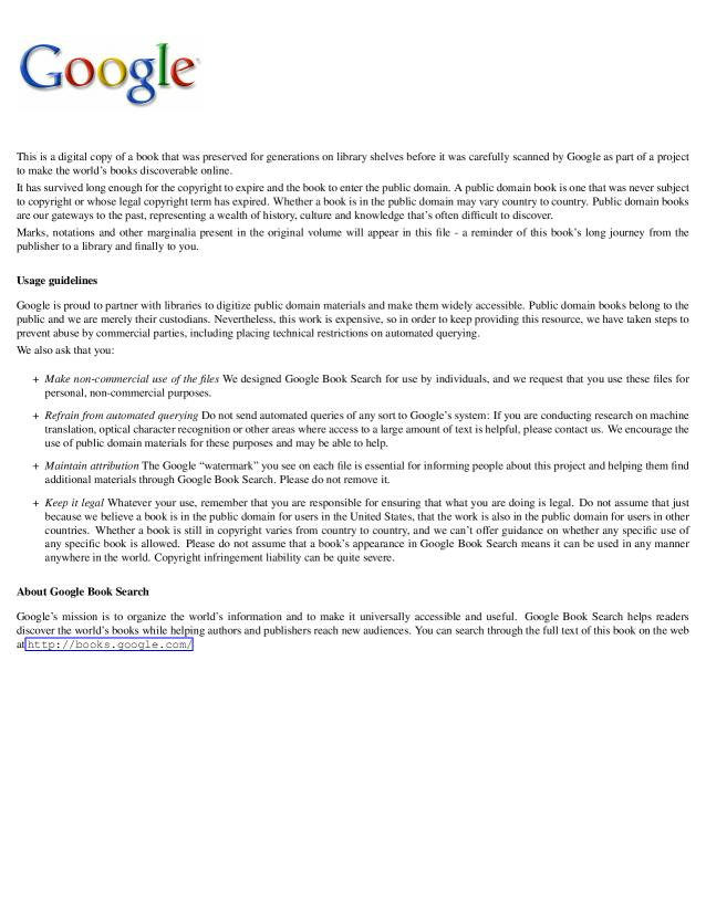 William Hathorn Mills - An Old Man's Musings and Other Verses