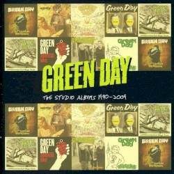 The Studio Albums 1990-2009 by Green Day