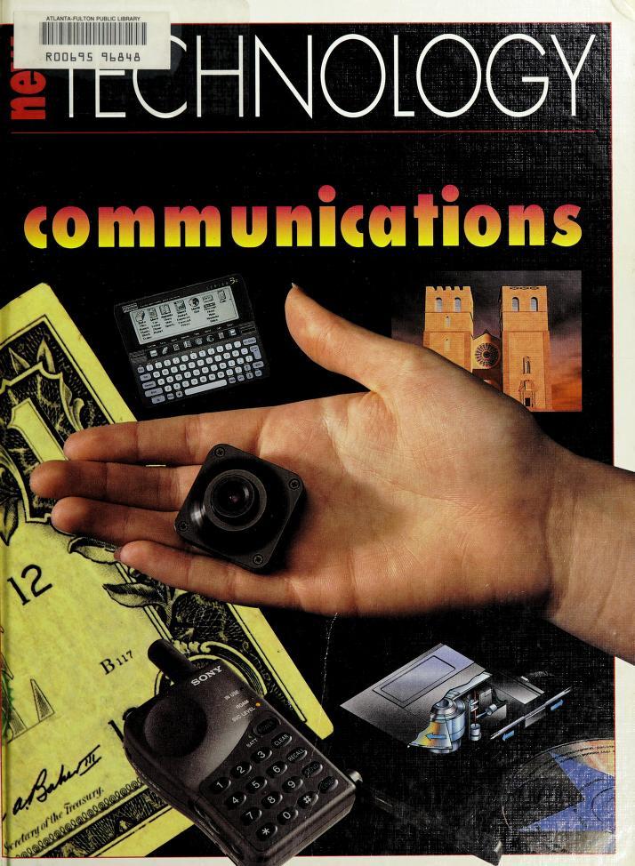 Communications by Nigel Hawkes