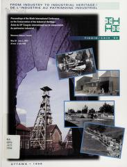 Cover of: From industry to industrial heritage | International Conference on the Conservation of Industrial Heritage (9th 1994 Montréal, Quebec)