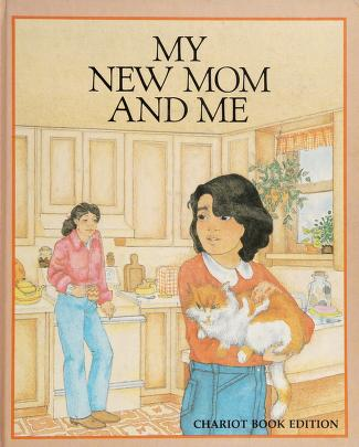 Cover of: My new mom and me | Betty Ren Wright