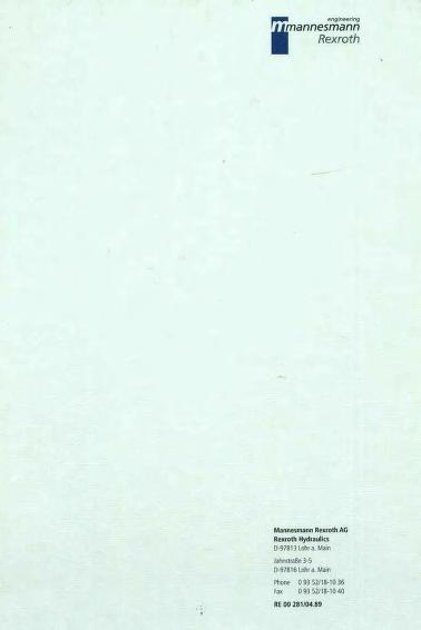 Planning and Design of Hydraulic Power Systems, Hydraulic Trainer, Volume 3 by P. Drexler, H. Faatz, F. Feicht, Dr. Ing Geis, Dr. Ing Morlok, E. Wiesmann