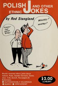 Cover of: Polish and Other Ethnic Jokes | E. C. Stangland