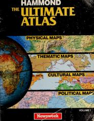 Cover of: Comparative World Atlas | Hammond Inc