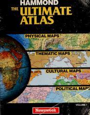 Cover of: Comparative World Atlas | Hammond Inc